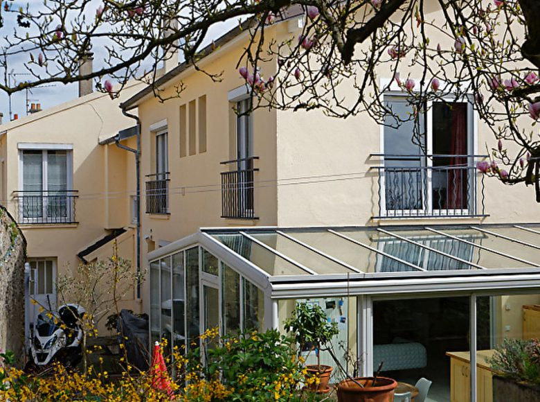 Chambourcy old town house with 6 rooms