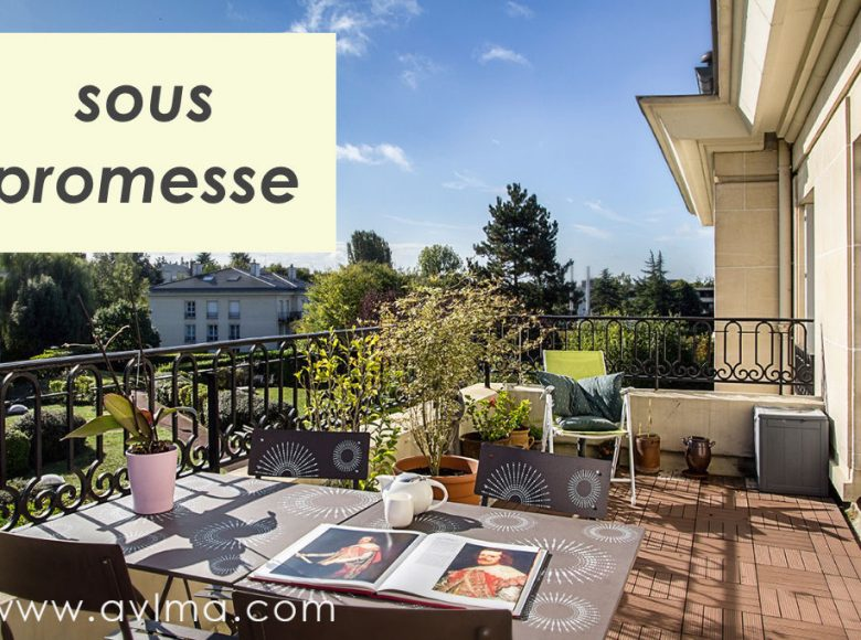 Appartement Bailly 4 pièce(s) 112 m2