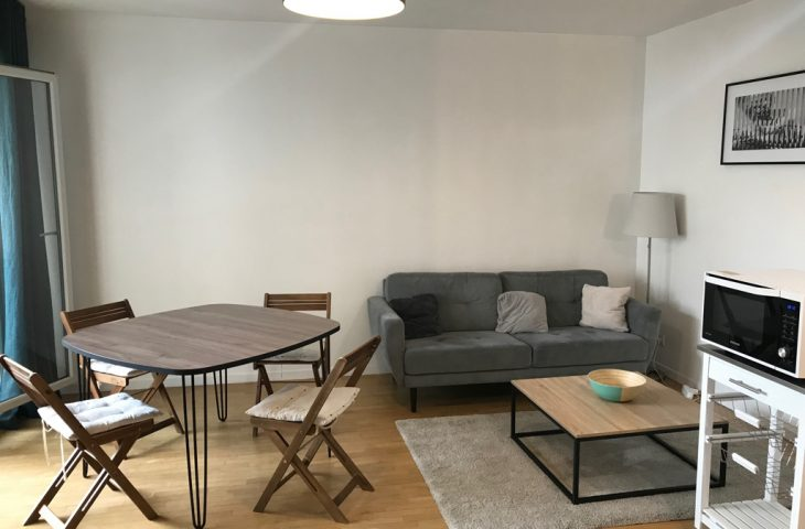 Apartment Carrieres Sous Poissy 2 room (s) 45.43 m2