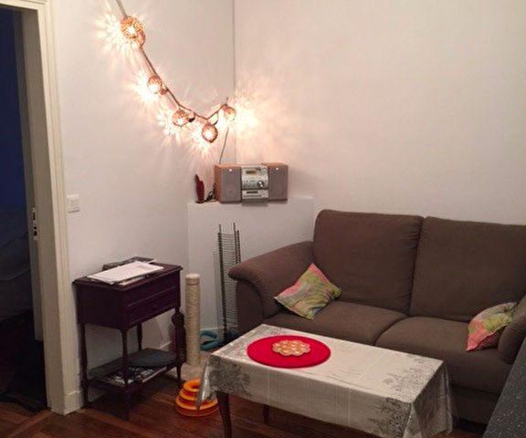 Apartment Paris 1/2 room (s) 29 m2