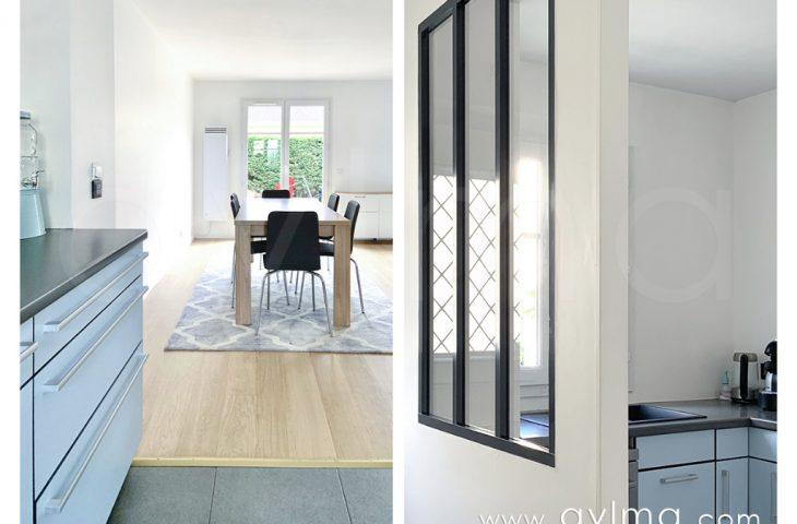 Maison Saint Nom La Breteche 6 pièce(s) 124 m2